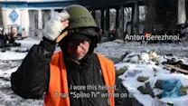 HRW Says Police Attacked Dozens of Journalists and Medics in Kiev