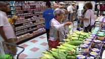 Market Basket Workers Scramble To Re-Stock Shelves
