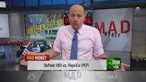Cramer: Listen up DuPont! What Pepsi did right