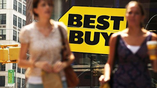 US futures rise; Best Buy surges after earnings