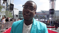 Burnell Taylor at the Season 12 'American Idol' Finale