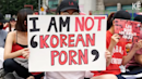 Corea del Sur, un país infernal para las mujeres: los acosadores usan cámaras espía en baños y zapatos