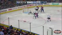 Jonathan Quick Save on Nail Yakupov (01:49/1st)