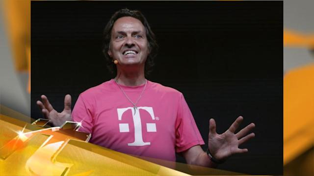 Top Tech Stories of the Day: T-Mobile CEO: I'm Open to Deals With Dish, Sprint