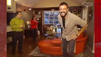 John Gidding's Orange Couch Makeover!