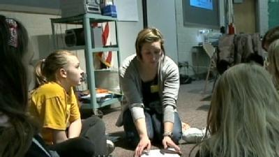 Council Bluffs Holds Bully Proof Workshop