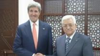 Kerry Flies to Tel Aviv to Push for Cease-Fire