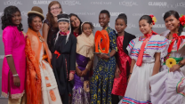 Glamour's 'Girl Project' will raise money to send girls to school
