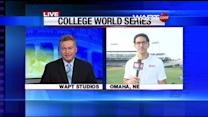 Mississippi State at College World Series