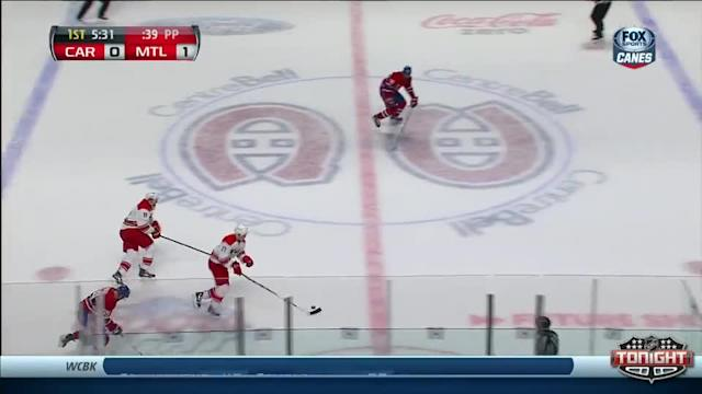 Carolina Hurricanes at Montreal Canadiens - 01/28/2014