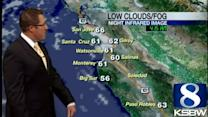 Get Your Wednesday KSBW Weather Forecast 6.26.13