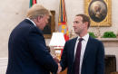Facebook refuses to remove Trump ads that smear Biden