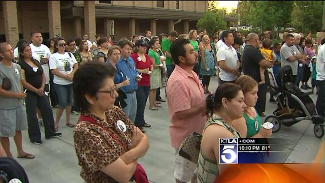 Vigil Held for Missing Cal State Fullerton Student