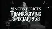 Vincent Price's Thanksgiving Special