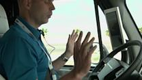 Company Shows Off New Self-Driving Big Rig
