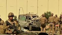 Deadly convoy attack near U.S. embassy in Kabul