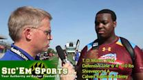 T. D. Moton interview