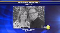 Two South Valley pastors accused of stealing thousands from followers