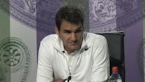 Wimbledon - Federer : ''Andy sort du lot''