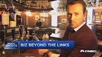 Graeme McDowell: Biz beyond the links