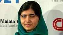 Malala Gets Snubbed for Nobel Peace Prize