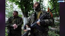 Russia Says OSCE Should Stay In Ukraine