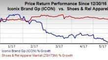 Why Iconix Brand (ICON) is Losing Sheen Post Q1 Earnings?