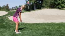 The Sexiest Shots in Golf - Blair O'Neal: How to Hit a Flop Shot