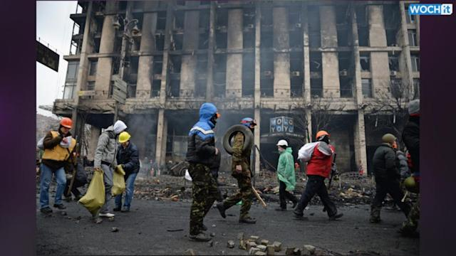 Another Deadly Day In Kiev