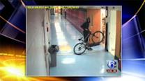 Surveillance video released in Camden middle school theft