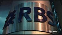 RBS sell-off begins
