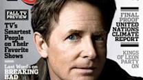 Michael J. Fox Makes Comeback On Cover of Rolling Stone