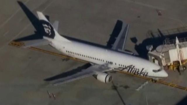 Jet makes emergency landing in Calif.