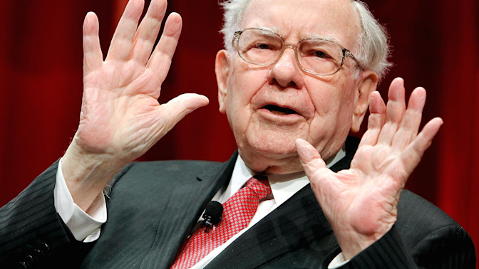 Buffett defends the most controversial use of cash