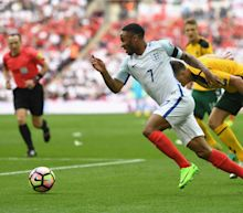Injured Raheem Sterling doubtful for Manchester City trip to Arsenal