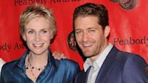Matthew Morrison And Jane Lynch Talk 'Glee'