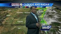 Wednesday brings leftover rain, eventual clearing