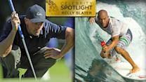 Celebrity Golf Spotlight: Kelly Slater
