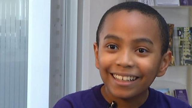A Real-Life Doogie Howser: 11-Year-Old Starts College