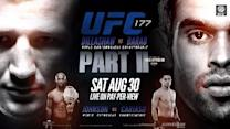 UFC 177 on Pay-Per-View Preview