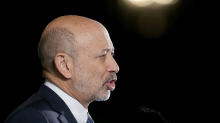 GOLDMAN SACHS CEO: 'The declared policies of Mr. Trump' are 'a good thing'