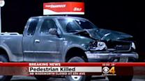 Pedestrian Killed By Pickup Truck On Wadsworth