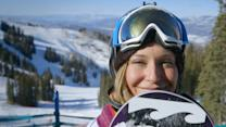 How Slopestyle gold medalist Jamie Anderson powers through her fears