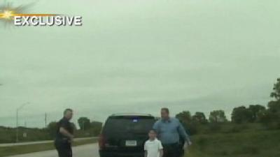 Culver, Driver Involved In Traffic Stop Investigation