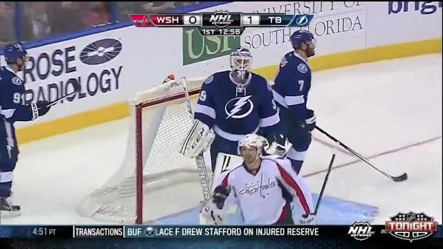 Washington Capitals at Tampa Bay Lightning - 01/09/2014