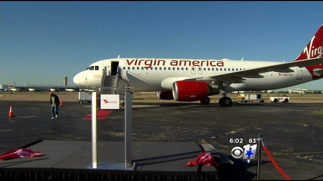 Virgin America Fair Sale With Hopes Of Love Field Move
