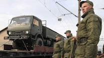 NATO Doesn't See Russian Shift in the Short Term