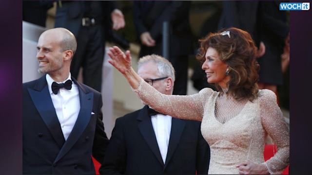 Sophia Loren On Her Comeback: Working With Son Was 'the Joy Of My Life'