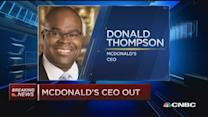 McDonald's CEO to retire March 1