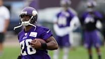 """RADIO: Vikings use Peterson to promote """"Family Day"""""""